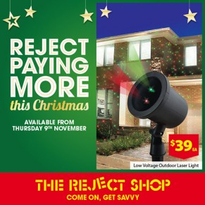 REJECT PAYING MORE THIS CHRISTMAS at Brimbank Shopping Centre